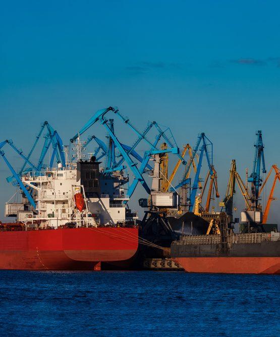 Transporte de cargas perigosas IMO