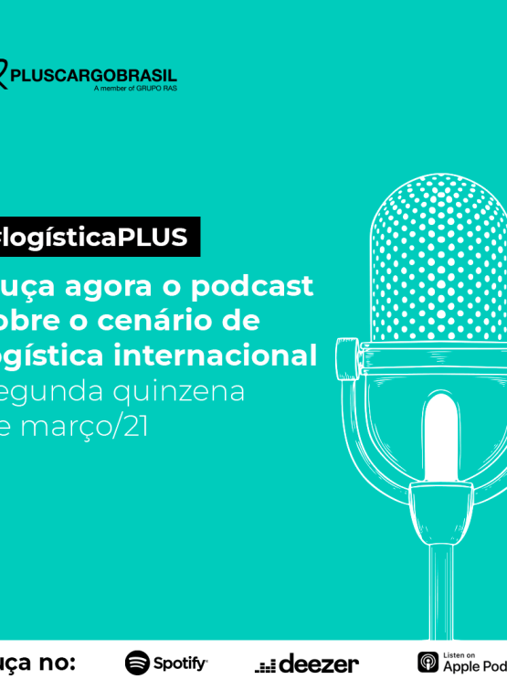 Podcast Logística Plus