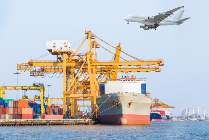 Seguro de carga internacional