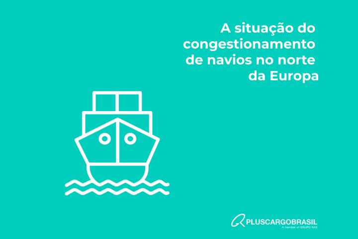 A situação nos portos do sul da Europa