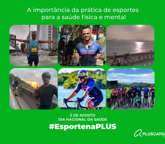 Esporte na Plus e Dia Nacional da Saúde